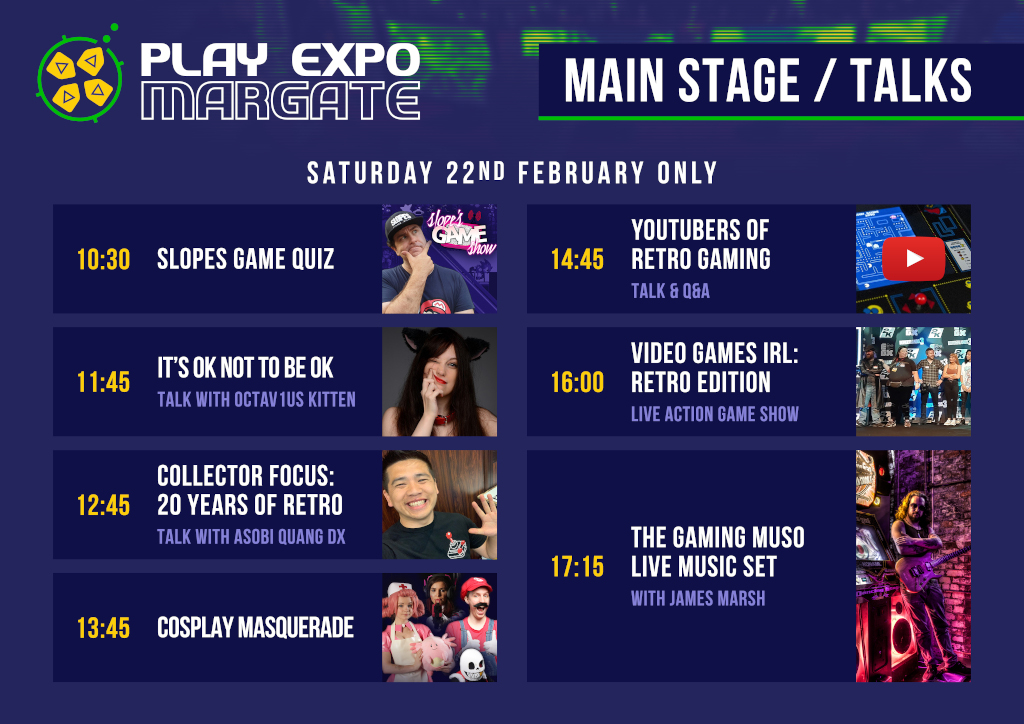 RE PlayExpo Margate20 Schedule Talks v21024